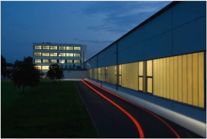 Projektentwicklung Fotovoltaik-Stromerzeugung zur Einspeisung/Eigennutzung Glaporhalle Mitterteich
