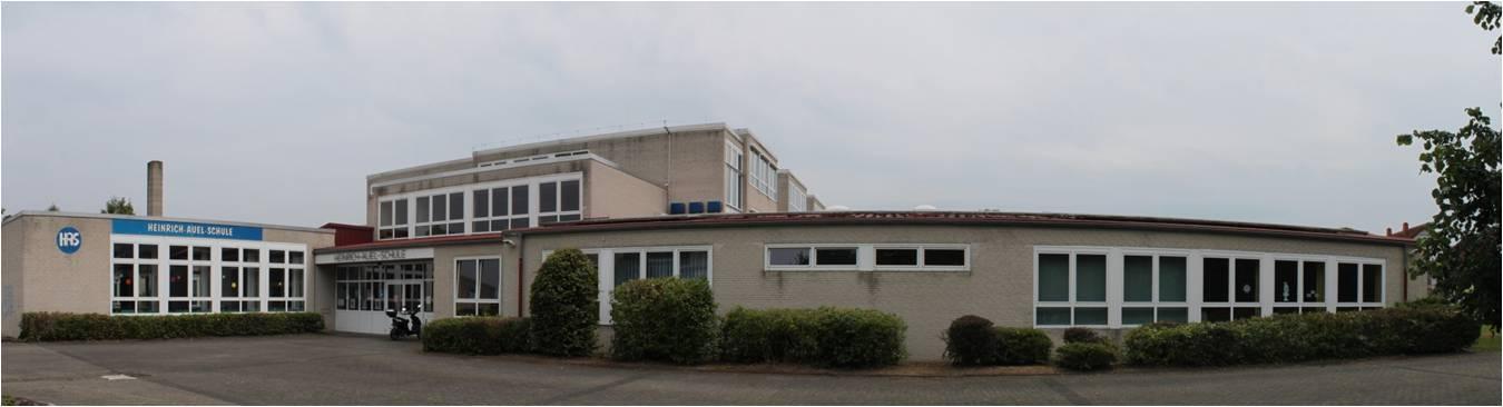 Energieeinsparcontracting Jacob-Grimm- und Heinrich-Auel-Schule in Rotenburg